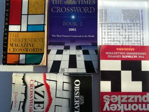 crossword books